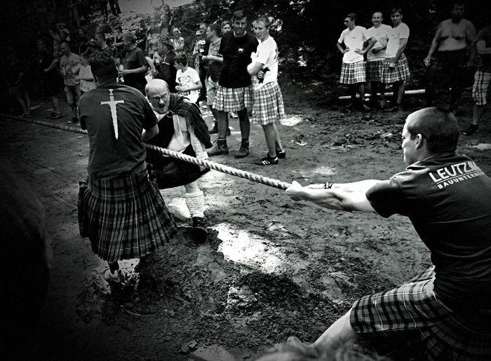 NolymPics Odenwald  Highland Games Tug Of War First Eyeem Photo