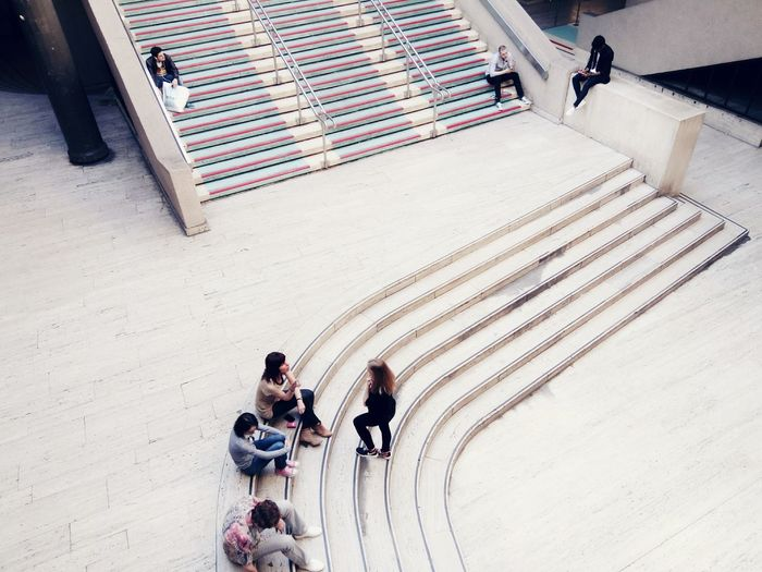 The Architect - 2016 EyeEm Awards Stairs Low Angle View From Above  Stairways Hanging Out My Mates... The Street Photographer - 2016 EyeEm Awards