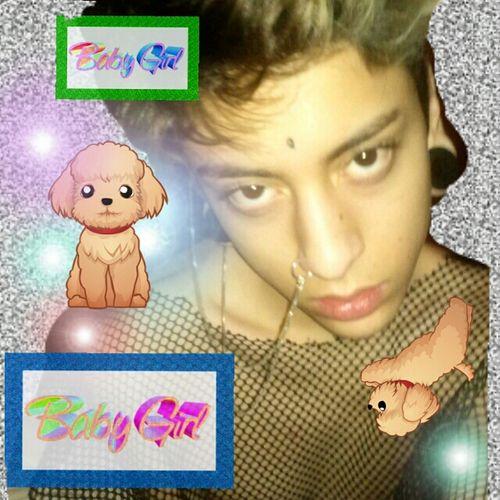 Doggie Thug Moonchild Babygurl