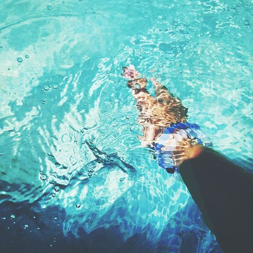 Livelovelokai Pool Time Summer Memories... Mylokai Catching The Sun Capture The Moment Water Hand Blue Summer Waves Outdoors Exploring Daytime Sun Adult Silence Done That. Lost In The Landscape Perspectives On Nature Visual Creativity The Great Outdoors - 2018 EyeEm Awards