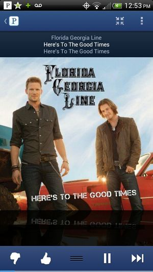Country Life Flordia Georgia Line  Flagline Heres To A Good Time FGL