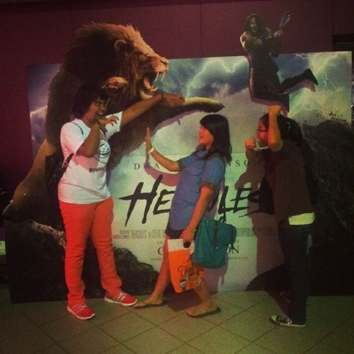 Imitation much with Hercules the upcoming movie.. Results of boredom and the eagerness to be crazy.! Awesomely day