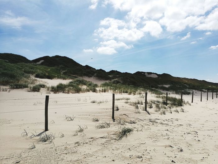 Sommergefühle Sand Beach Landscape Beauty In Nature Sand Dune Summer Vacations