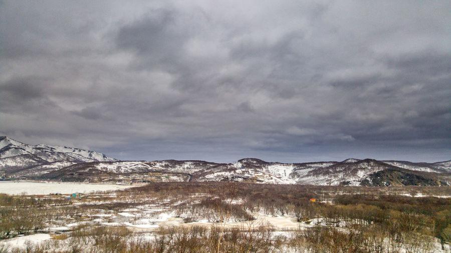 23.04.2019 Snow Cold Temperature Mountain Winter Sky Landscape Sky Only Snowcapped Mountain Scenic View Meteorology Weather Heaven Cumulus Cloud Fluffy Verbier Ski Track Zermatt Foggy Cumulus