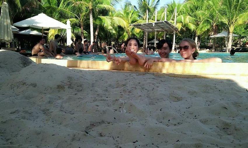 Relaxing Vietnam Vietfriends Swimming Pool Relax