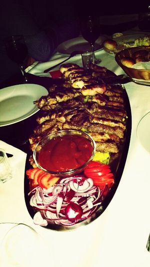 Food I like it!