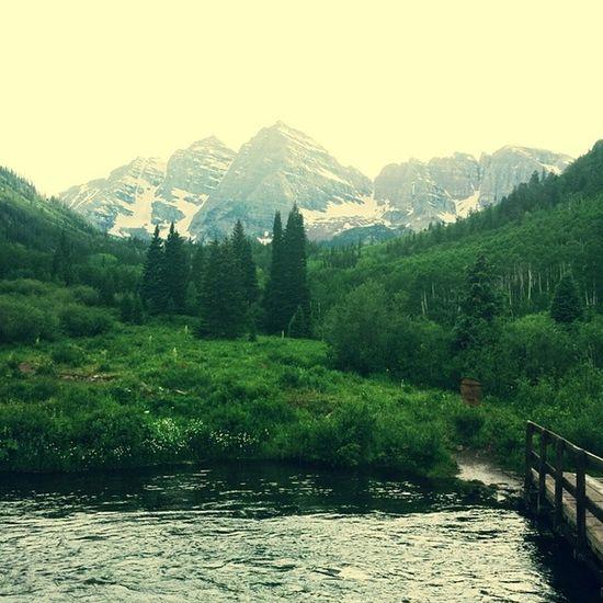 Maroon Bells!! Aspen Maroonbells Love Nature