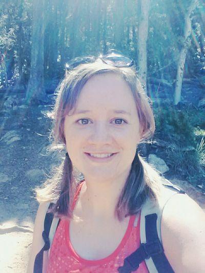 Selfie ✌ Selfshot Selfiesaturday A Walk In The Woods On A Hike Exploring Woods That's Me!
