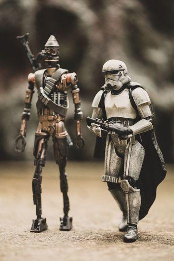 Full frame shot of figurine