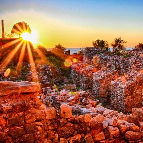 Byblos , over 7000 years old Sunset RamiMPhotography