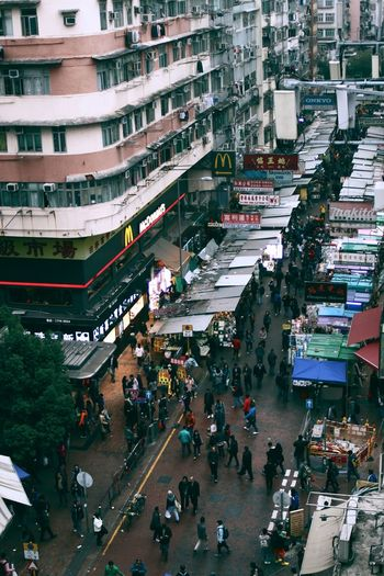 Explore Hong Kong: Rooftopping at Apliu Street (Good morning, guys! Hong Kong's time is 6am.)HongKong Hong Kong Eye4photography  EyeEmBestPics Secondhandmarket Rooftopping Market From The Rooftop