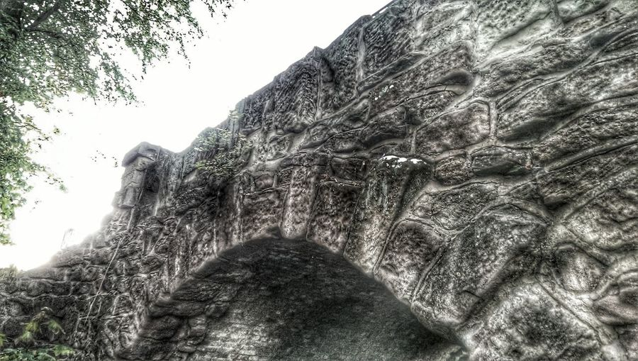 Sandstone Bridgeporn Historical Sights Snapseed Editing