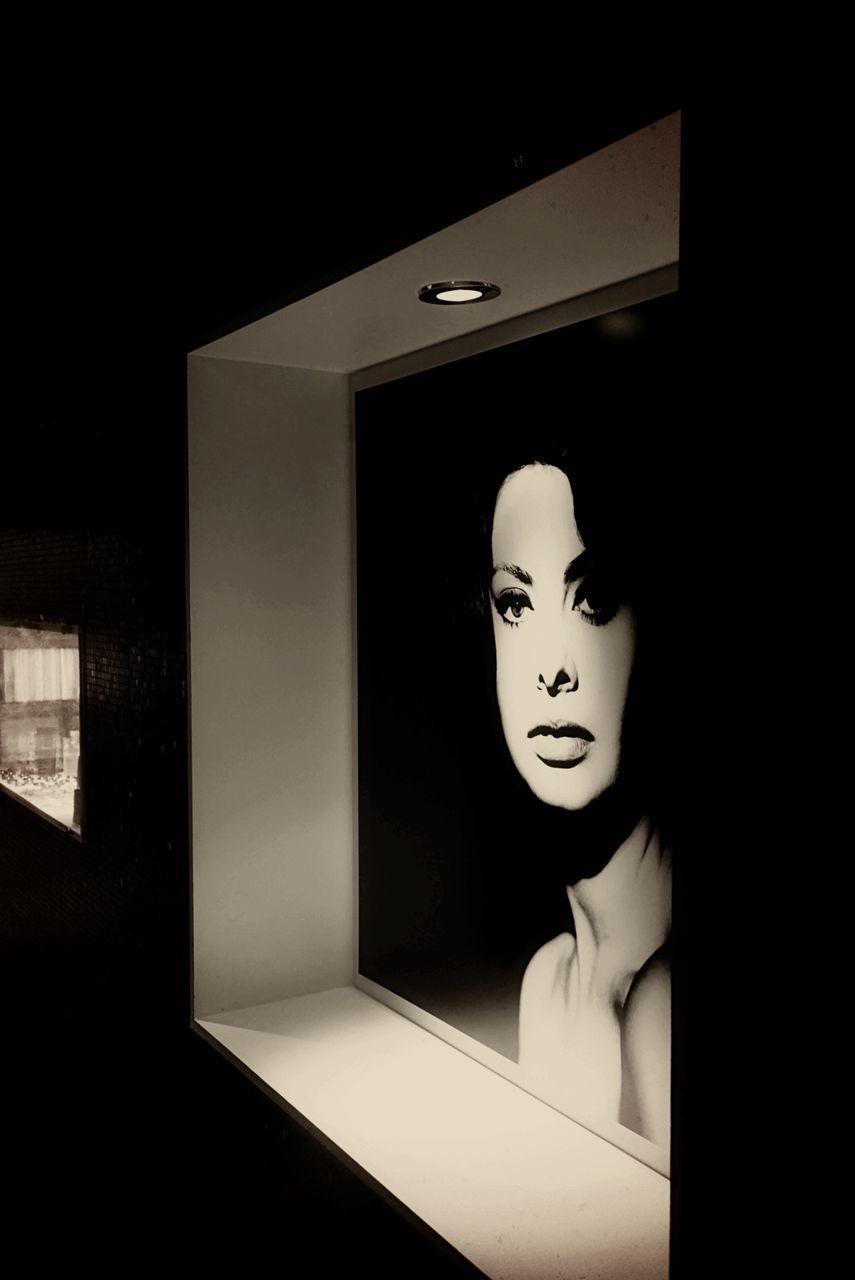 human representation, female likeness, window, indoors, no people, close-up, day