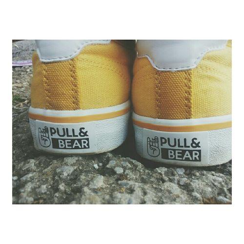 Pullandbear Shoes