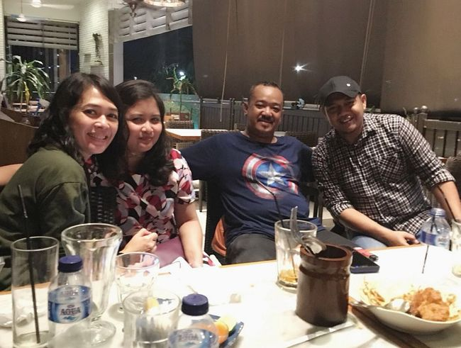Menyambut Dape Mudik, Feb'18 Friends By ITag SMP 41 Friends By ITag