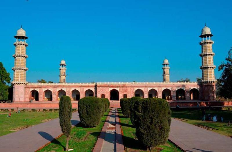 Jahangirs Tomb