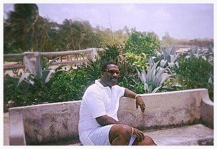 Barbados Crop Over Portraits Selfie