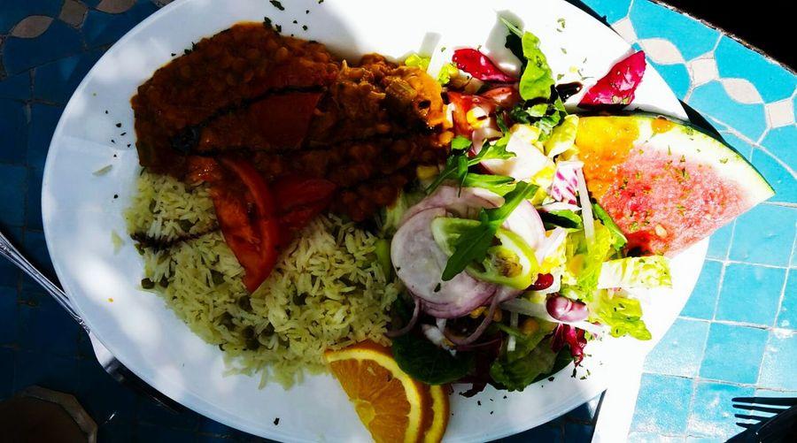 Marokanisches Essen Marokanische Küche Food Good Looking Lecker Colorful Gesund Healthy Eating Licht Und Schatten