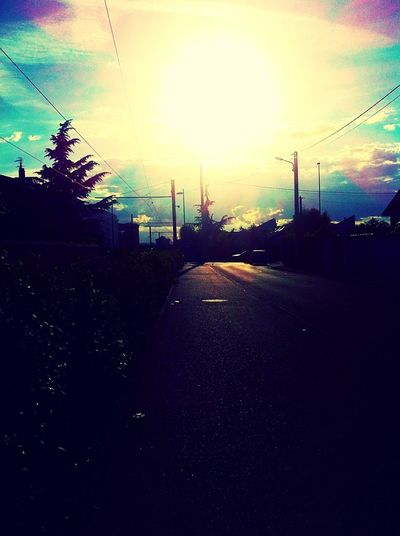 Look Beautiful Sky