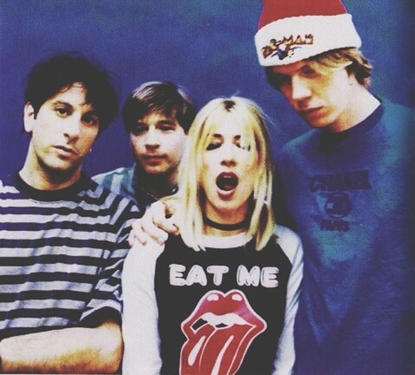 Sonic Youth Grunge Music Kim Gordon Check This Out