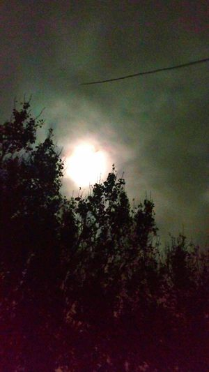 Supermoon2017 Cloudsandmoon Moonglow  Stormysky