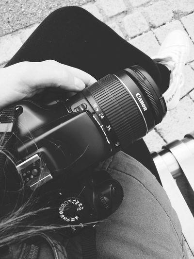 My baby My Passion That's Me Me, My Camera And I Camera Digitalcamera Canon 1855mm Lens Enjoying Life Taking Photos