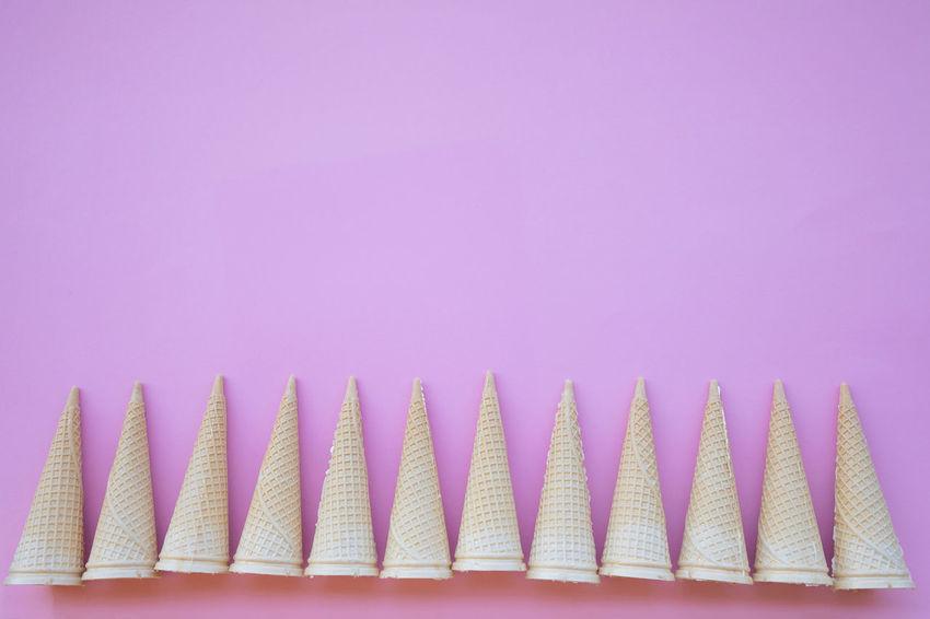 Cone Horn Ice Cream