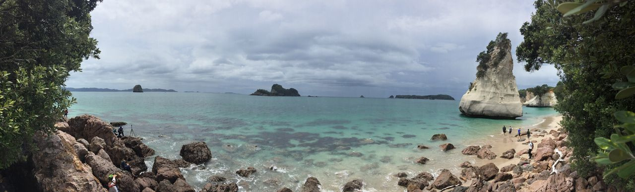 Cathedral Cove,