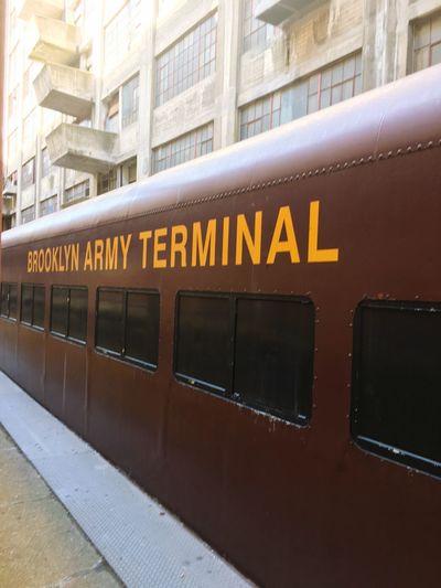 Brooklyn Train Station Former Base Back In Ny ❤