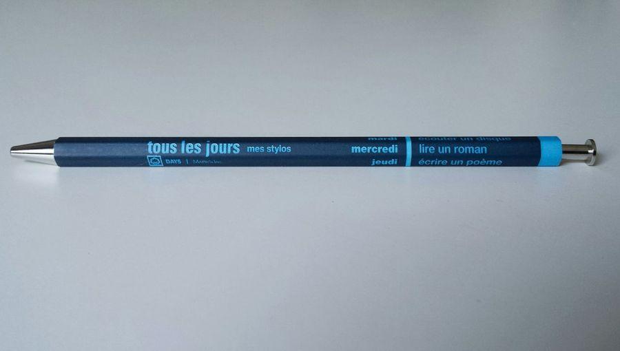 Tout Les Jours Stylo Symmetry Pen