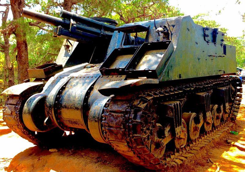 PhonePhotography TravePhotography Photography Photograph Travel Explore Discover  Point Shoot Pma Tank Machine Weapon IPhone5