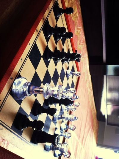 Checkers With Chess