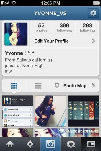 Folow Me On Instagram Lovely People ! @yvonne_vs