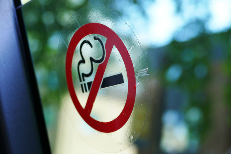 'Stop' -- B Driving No Smoking In Puplic Rules Smoking Taxi Transportation Travel Uber Car Car Rental Circle Close-up Communication Minicab No Smoking No Smoking Sign Reflection Safety Sign Text Warning Sign Window