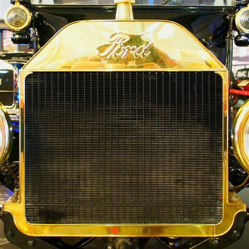 ...old but gold Showcase March Ford Ford Model T Henry Ford Steampunk Gold Black Grills Carporn American History Museum Museum Angkut Legendary Enjoying Life