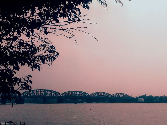 Riverbank Riverside Photography Riverbank View River River View Riverside Nature Sky Scenics Outdoors No People Water Tranquility Landscape Night Evening Beauty In Nature Architecture Cityscape Colours Of India Likeforlike Likes4likes EyeEm Team Beauty In Nature