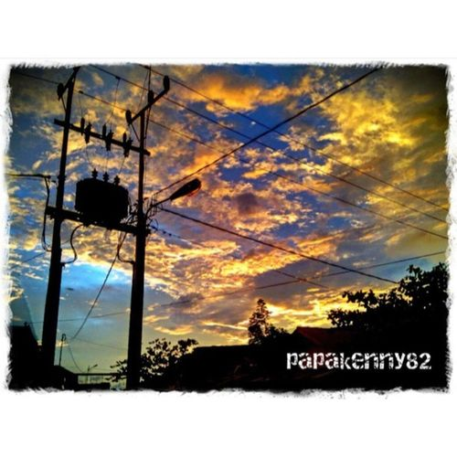 Great sky view HDR Instagram Iphonesia Iphone4only photograpy padepokankalisurut webstagram skylover instanusantara