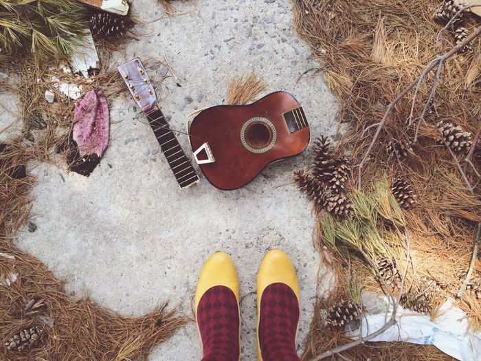 Fromwhereistand Guitar Broken TheMinimals (less Edit Juxt Photography)
