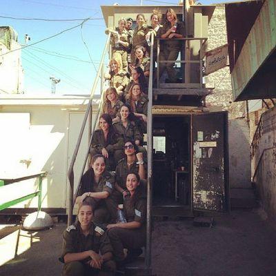 Hebron Idf Israel Israeligirls