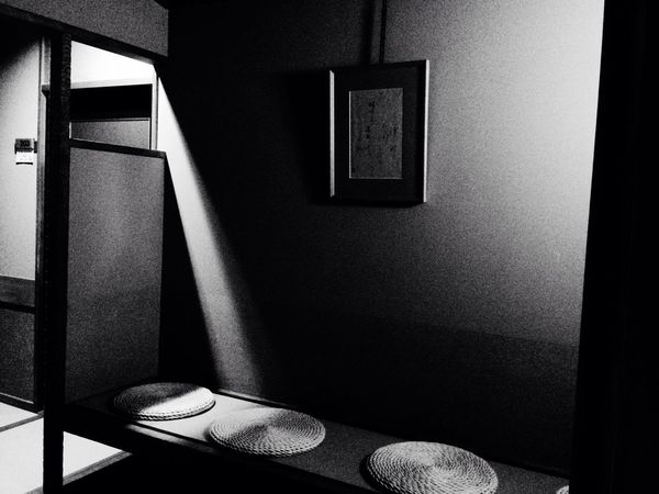 Black And White Monochrome Japan Kinosaki