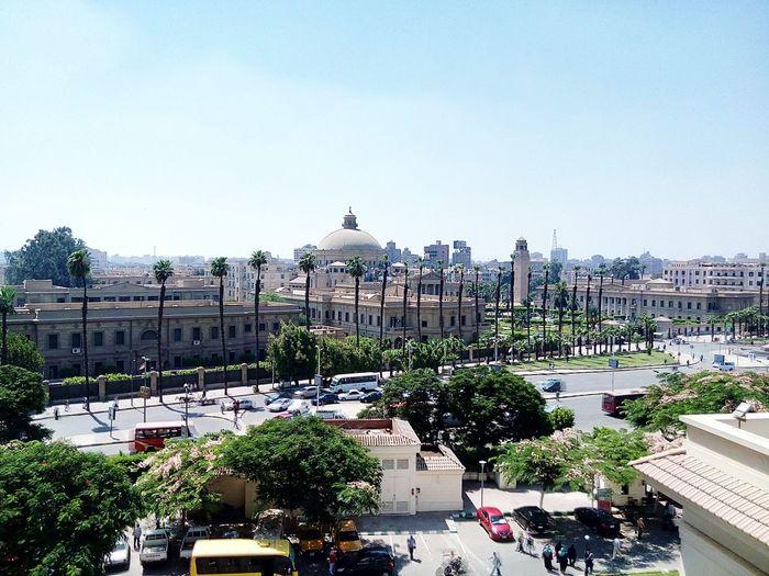 Cairo Egypt Education University Architecture Street Campus Engineering Giza Urban Landscape City Planning First Eyeem Photo