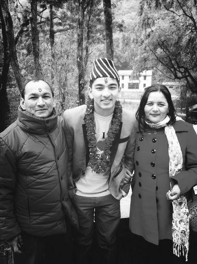 My perfct family...miss u dad n mum