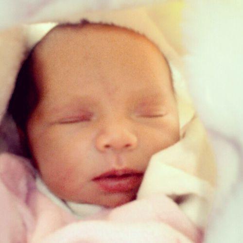 Mi hermoso ángel Samantha  Ornaoel Bebe Vida