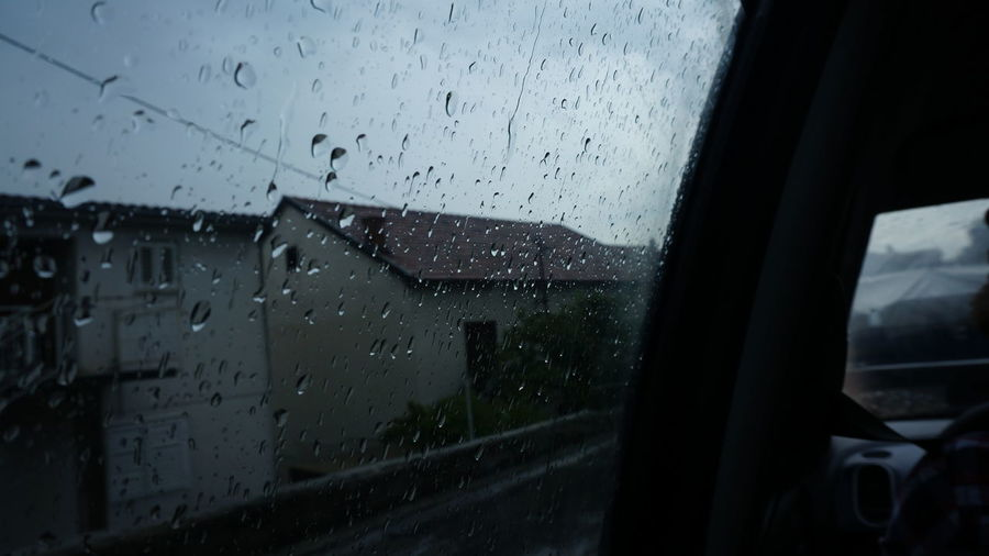 Calm Car Croatia Rain Rainy Days Travel Window First Eyeem Photo