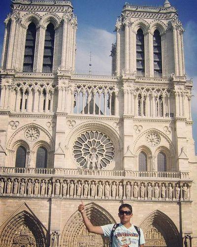 Ernuel Parisfrance Catedraldenotredame Coleccionandomomentos