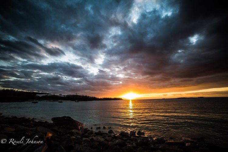 Sunrise on
