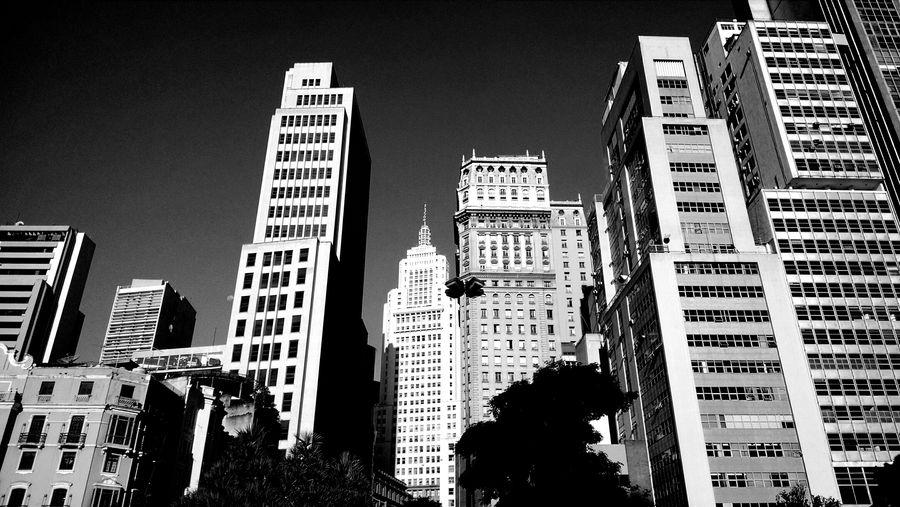City in shades of grey. Shades Of Grey Saopaulo Brazil Brasil Urban Grey Black And White Architecture The Architect - 2018 EyeEm Awards