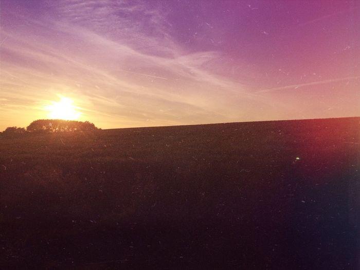 """""""Violet Hills"""" First Eyeem Photo"""