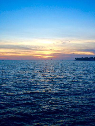 Key West sunset. Key West Sunset Florida Florida Keys Skyporn Mallory Square