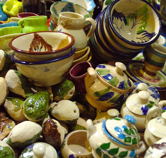 New years 2017 trip Art Bazaar Bowls Ceramic Art Ceramic Art Craft Ceramic Bowls Ceramic Dishes Ceramics Colorful Dishes Dishes Set Dishes, Plates, Bowls, White For Sale Handcrafted Handicraft Handmade Large Group Of Objects Market Ornaments Variation Xela , Quetzaltenango Xelajú Western Guatemala